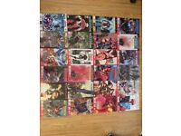 96 Comic Books- Marvel, DC, The Walking Dead and more!