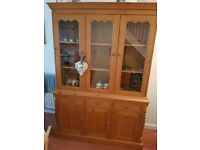 A pine dresser in good condition. Dimensions: 1324 x 41.5 x 197cm Collection Alresford £150 ono