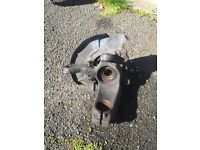 VW Bora/Golf mk4 front driver knuckle hub