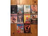 10 dvd films movies action films kids Antz stuart little thomas tank mummy R1
