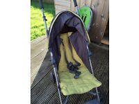 Mamas and papas Kato pushchair