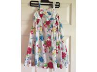 Girls Mini Club summer dress, GUC, size 4-5
