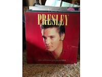 The all time greatest hits - Elvis Record Vinyl LP