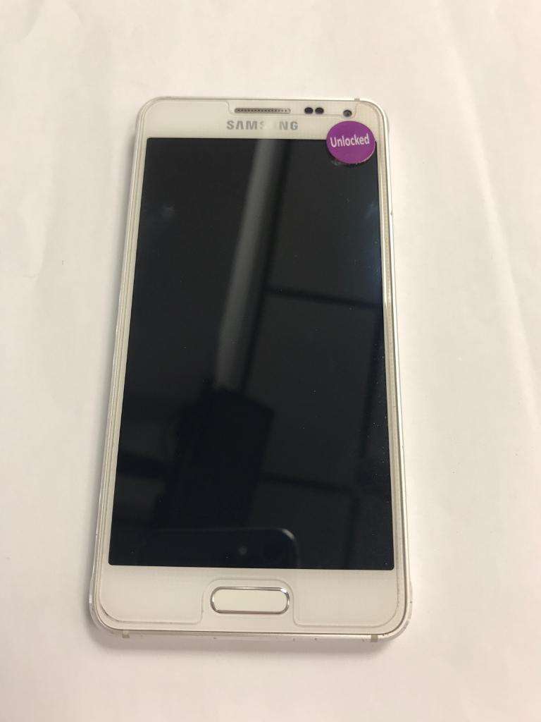 Samsung alpha 32gb Unlocked