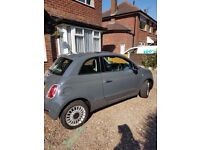 LOW MILEAGE - 61 reg Fiat 500 Lounge
