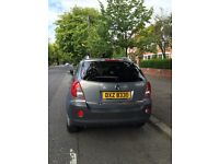 Vauxhall Antara EXCLUSIV CDTI S/S. JAN 2013. 1 careful lady owner. 39k miles
