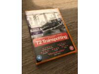 Trainspotting 2 DVD (new never been opened)