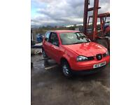 Seat arosa petrol breaking