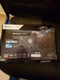 Sapphire r9 390 nitro 8gb graphics card