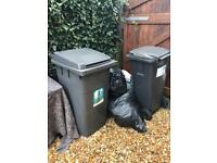 LOW COST RUBBISH CLEARANCE ( black bags £2 each )
