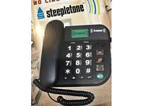 Big button GSM telephone