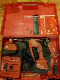 Hilti sf 4000 drywall screwdriver gun