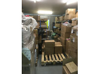 Part Time Storeroom Assistant required, starting in May at £8 per hour