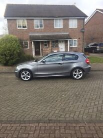 BMW 1 Series 2.0 116d Sport 3dr £4,400 ONO FULL SERVICE HISTORY