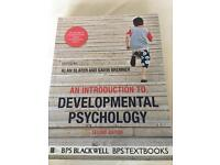 An Introduction to Developmental Psychology (2nd Edition)