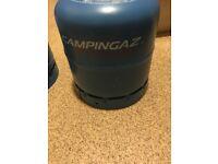 Campingaz model 907 full sealed bottles