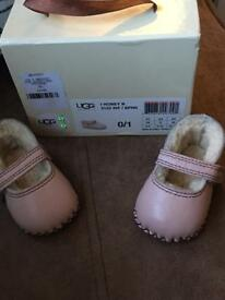Baby girls ugg shoes