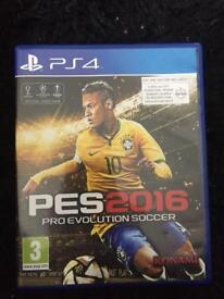 PES 2016 / PRO EVOLUTION SOCCER 2016 - PS4/ PlayStation 4