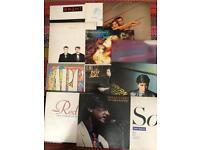 Various 80s albums