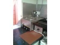 mobile catering unit for sale