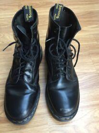 Original Dr Martins Unisex Boots