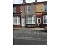 TWO BEDROOM TERRACE PROPERTY LOCATED ON SIXTH AVENUE L9, AINTREE