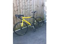 Carrera road pro road bike TDF LTD