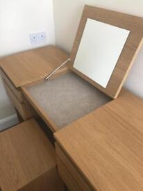 Vanity / Dresser with mirror