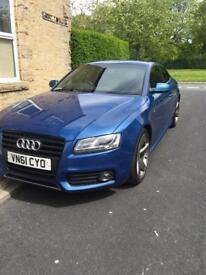 Audi A5 Black Edition