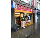 Kebab & Pizza Shop For Sale In North London Seven Sisters