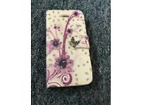 Flower style IPhone 5s case