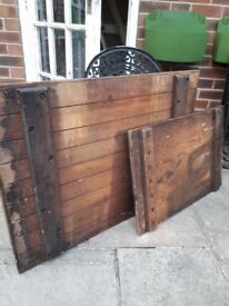 Antique drawing boards