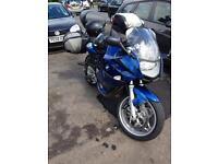 BMW F800ST ABS 2008 - BLUE