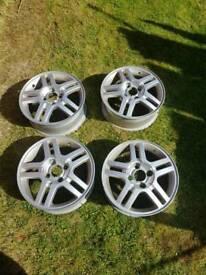 Ford focus mk1 15inch alloy wheels