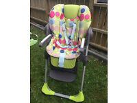 Chicco Highchair - Lovely and clean condition