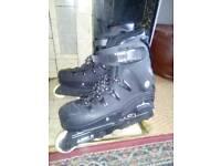 Inline pro skates