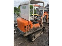 Digger | Plant & Tractor Equipment for Sale - Gumtree