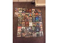English DVD movies films fast and furious/ Next Friday/ cruel intentions/ home alone and many more