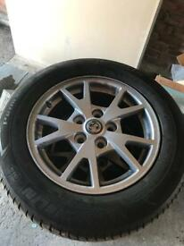 Vauxhall insignia wheels 16 inch 2015 model