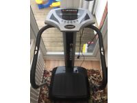 Confidence Fitness Pro Vibration Plate Power Trainer