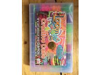 Childrens' Loom Twister Creative Case 2000 piece craft kit, brand new and sealed, Collect EH10/post