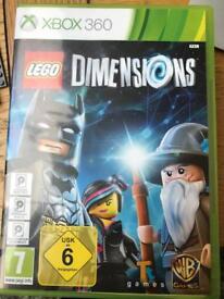 Xbox 360 Lego Dimensions