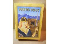 (FREYA'S FOLLY) board game. By Sagacity games 2005. New & Sealed.