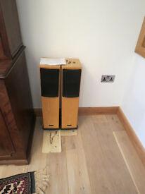 Rega Alya Speakers - one pair in excellent condition