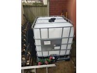 IBC Tank for sale new