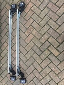 Freelander 06-14 roof bars and roof box