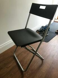 6 x IKEA GUNDE CHAIRS CHEAP