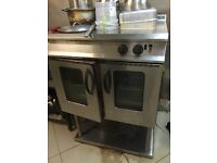 Oven, cooker, new grill