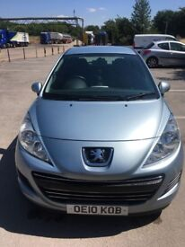 Peugeot 207 1.6 HDi 2010 in very good condition