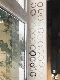 25 Pack Bracelet Set